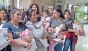 UN condemns  migrant family   separations  at US border