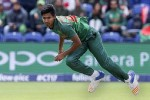 Injured Mustafiz out of Windies tour