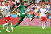 Senegal beat Poland for first African win at 2018 World Cup