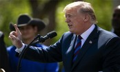 Trump says US not 'migrant camp' amid family separation crisis