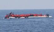 Libyan coast guard rescues 186 migrants, recovers 5 bodies