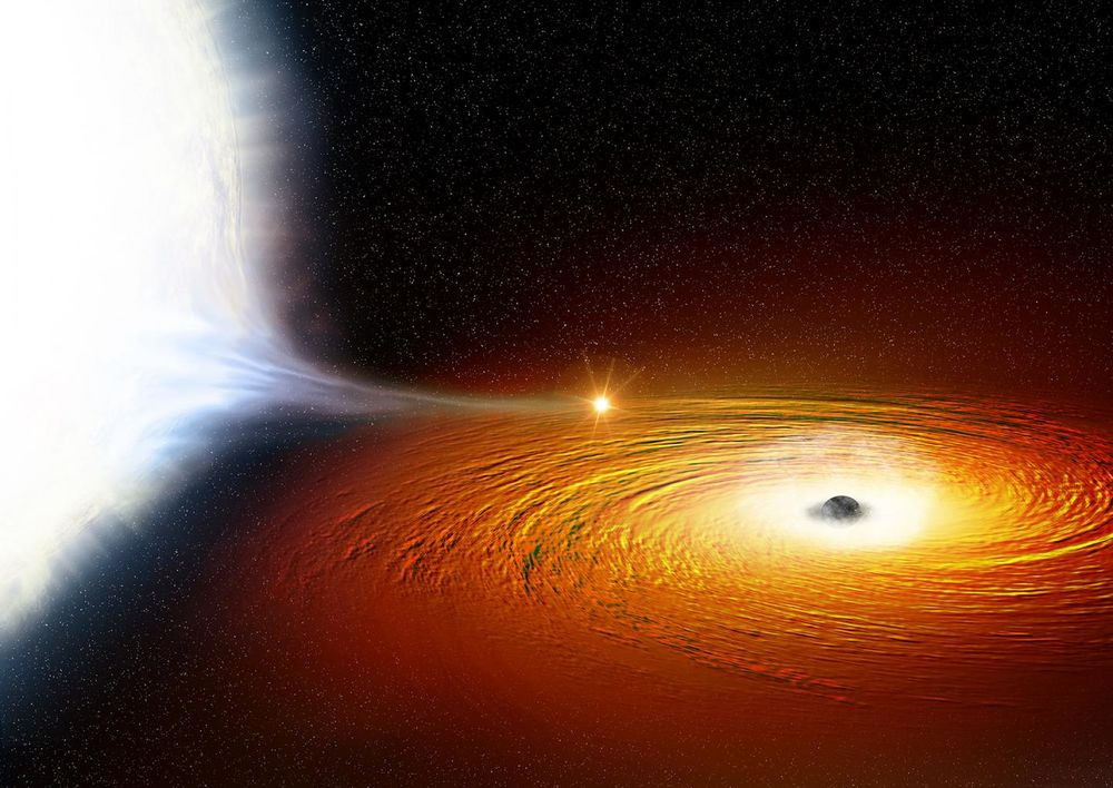 New rare black holes spotted in space, evidence suggests