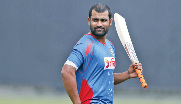 Tamim amps up preparation for Windies tour
