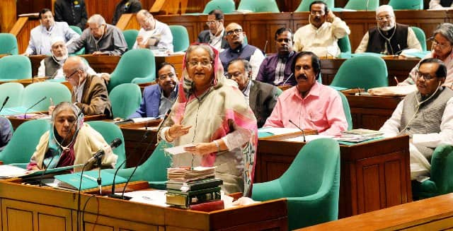Law coming to ensure death sentence for patrons of drug traders:  Prime Minister