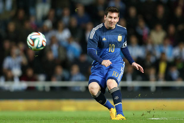 Argentina rally behind Messi ahead of key Croatia clash