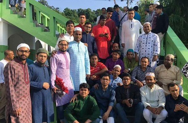 Bangladeshis hold Eid reunion in South Korea
