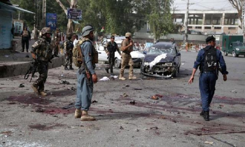 Taliban targets army checkpoints killing 30 troops