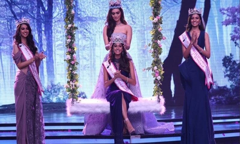 Anukreethy Vas is Femina Miss India World 2018