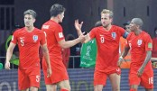 Kane rescues England in Tunisia tie