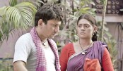 Tisha, Saju to appear together in Kobitar Moto Golpo