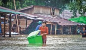 Floods, landslides kill 11 in Myanmar