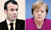 Merkel, Macron search for reforms to halt EU 'disintegration'
