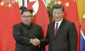 Kim Jong-un meets Xi Jinping for third time