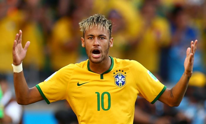 Neymar hoping to see a better Brazil against Costa Rica