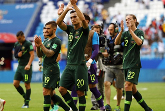 Denmark, Australia match end 1-1 draw in FIFA World Cup