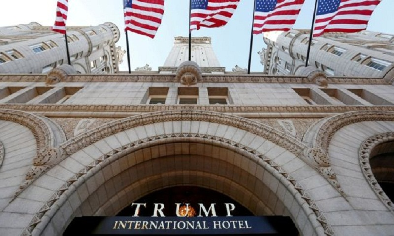 Donald Trump 'lacks character' for hotel liquor licence