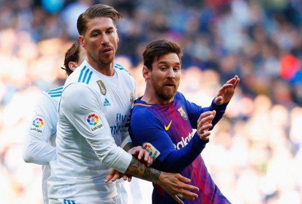 Maradona is light years behind Messi: Ramos