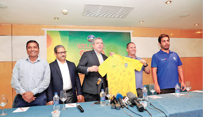 Best Brazil fans are from Bangladesh: Conservani