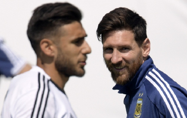 Messi under pressure at World Cup as France qualify