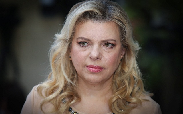 Israeli PM's wife Sara Netanyahu charged with fraud