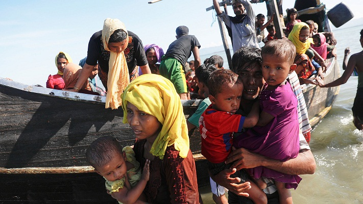 Hearing on Rohingya issue held in ICC, decision still pending