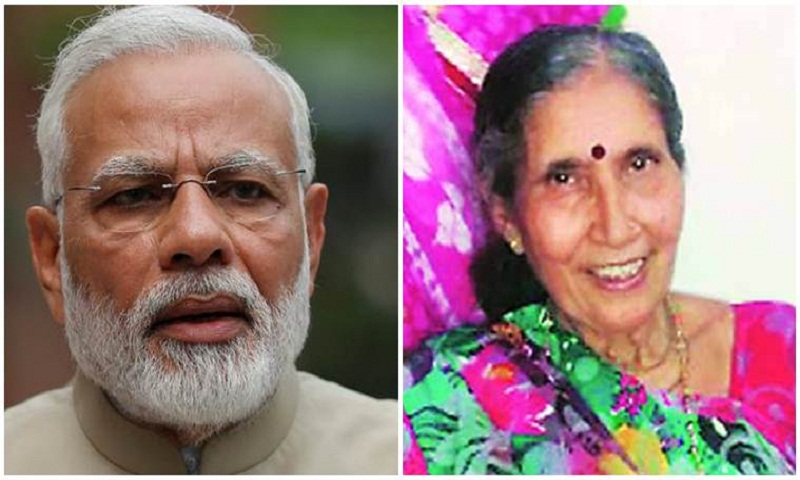 PM Modi is not unmarried, he married me, says Jashodaben