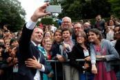 'Call me Mr President': Emmanuel Macron scolds teenager