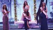 Anukreethy of Tamil Nadu new  Miss India 2018