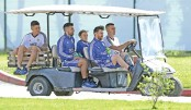 Argentina rally behind Messi for Croatia clash