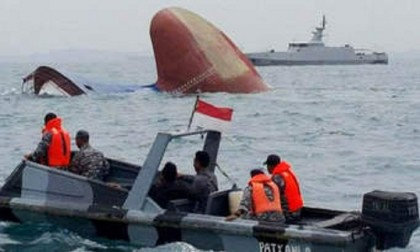 More than 190 missing after Indonesia ferry sinking