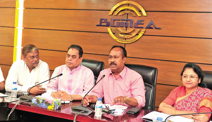 'Complete renovation of  RMG industry by Dec'
