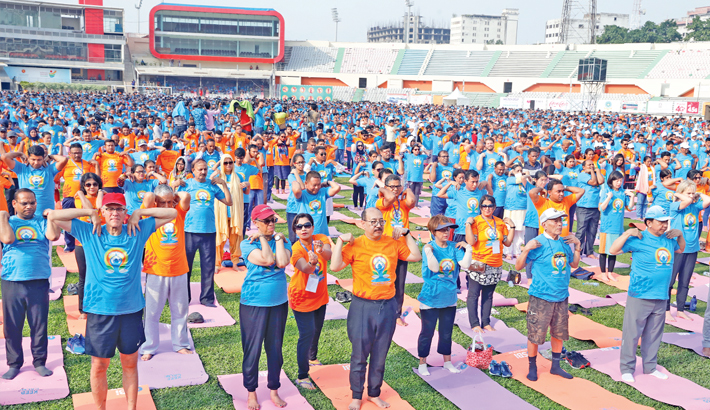 Yoga helps recover from  drug addiction: Quader