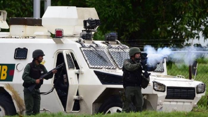 Venezuela security forces killed hundreds: UN