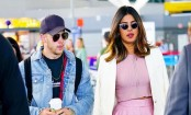 Priyanka Chopra, Nick Jonas arrive together in India