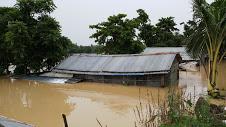 Flood situation improves in Moulvibazar