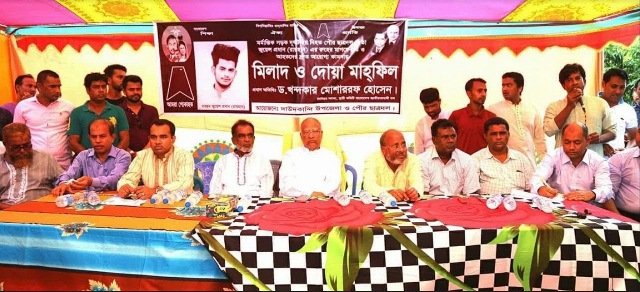 Irregularities in transport sector main cause behind road crashes: Khandaker Mosharraf