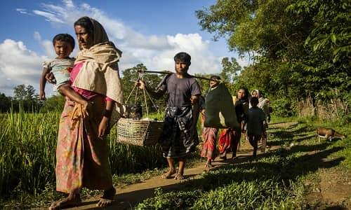 Myanmar not to 'totally' accept ICC's demand