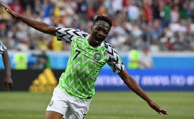 I can win Musa v Messi duel, declares Nigeria's goal hero