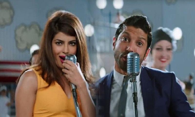 Priyanka Chopra and Farhan Akhtar in Shonali Bose's next