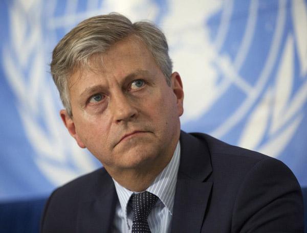 UN Under-Secretary-General due Sunday