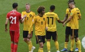 Lukaku, Hazard power Belgium to brink of World Cup last 16