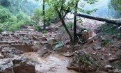 6 killed in landslide in Myanmar's northernmost state