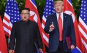 Trump says North Korea still 'extraordinary threat'