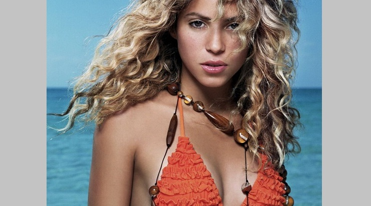 Shakira faces backlash for selling Nazi-like Necklace
