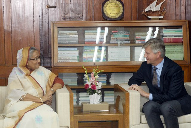 Bangladesh with UN in establishing global peace: Prime Minister