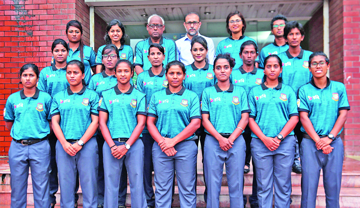 Bangladesh National Women's Cricket Team
