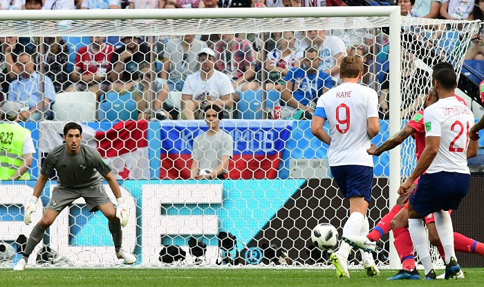 Incredible England reach WC knockout round
