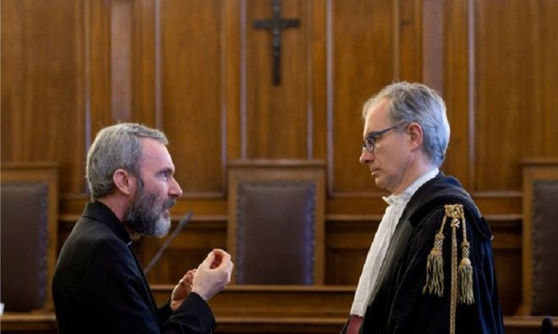 Vatican ex-diplomat sentenced to five years on child pornography charges