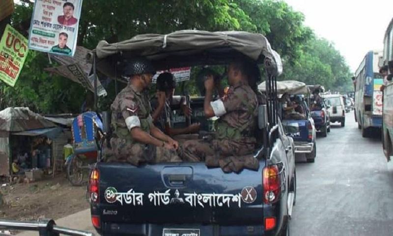 BGB deployed in Gazipur ahead of city polls