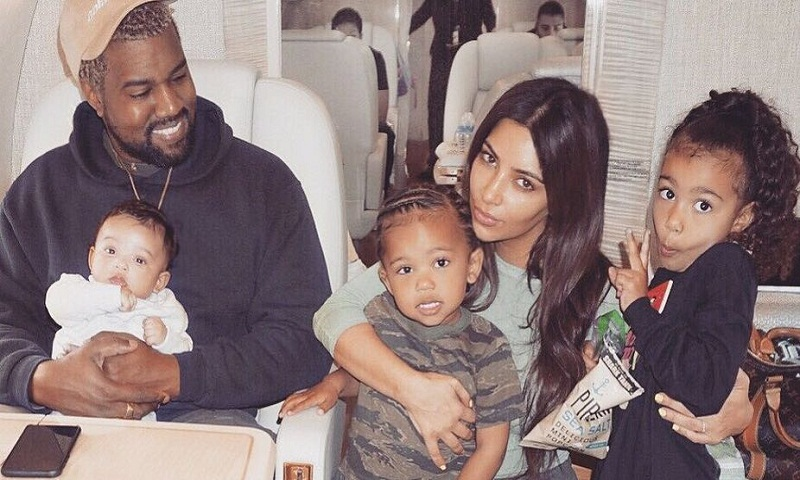 Kim Kardashian's children are clueless about her 'fame life'